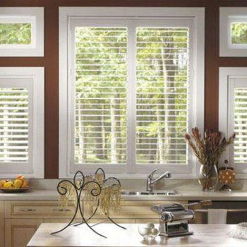 Kitchen PVC Shutters
