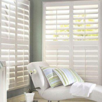 PVC Shutters for bathrooms