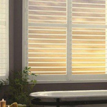 Bathroom PVC Shutters