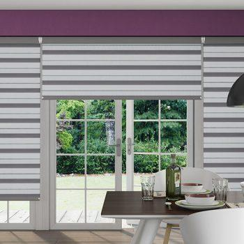 Grey Senses Mirage Blinds