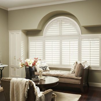 Shaped Shutters in Grimsby