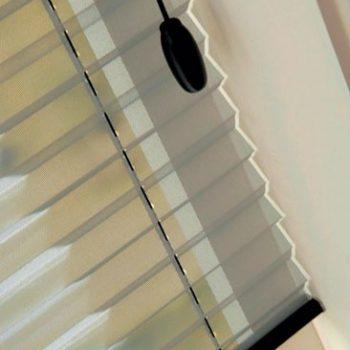 pleated blinds for the home