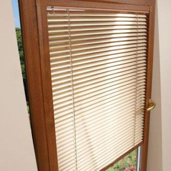 Small Wooden Perfect Fit Blinds