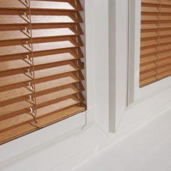 Beech Venetian Perfect Fit Blinds