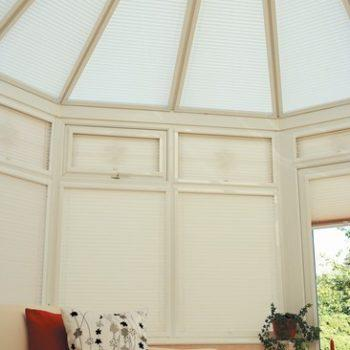 Conservatory Perfect Fit Blinds