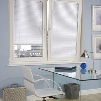 Perfect Fit Blinds White