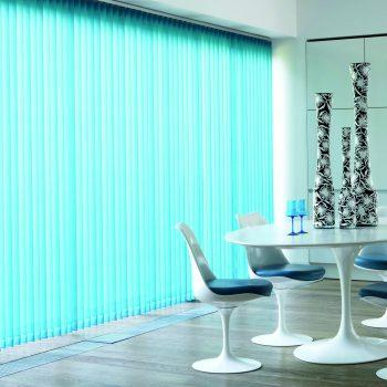 Splash Capri vertical blinds