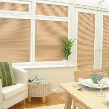 Wood Perfect Fit Blinds