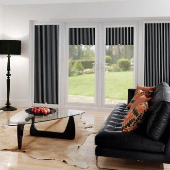 Black Perfect Fit Blinds