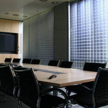 boardroom blinds