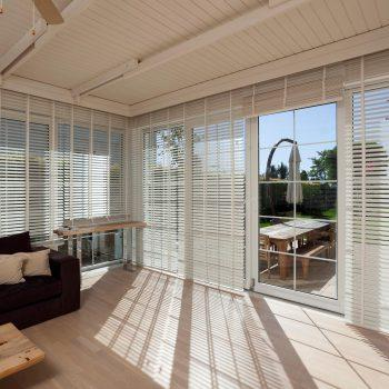 wooden blinds in Grimsby