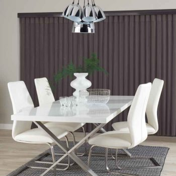 dark grey allusion blinds