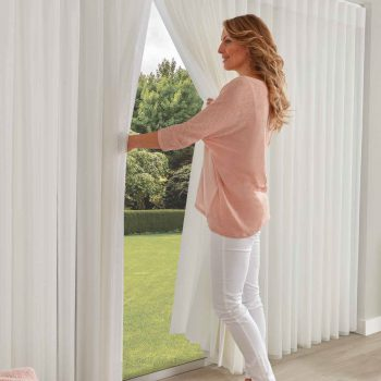 ivory allusion blinds