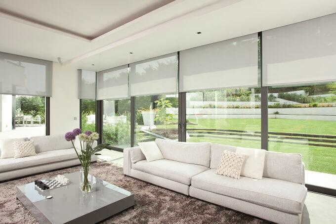 Automated Blinds in Grimsby