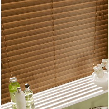 Faux Wood blinds In Lincoln